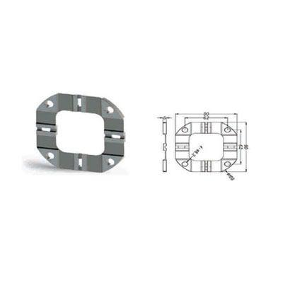 EROWA Compatible ER-036658 Centering Plate G Inox